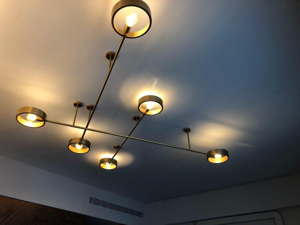 Iluminación Hotel Barceló Renacimiento